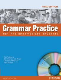 GRAMMAR PRACTICE PRE-INTERMEDIATE (+ CD) N/E