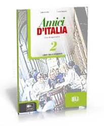AMICI D'ITALIA 2 ESERCIZI (+ CD)
