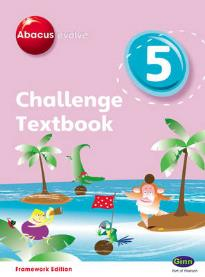ABACUS EVOLVE CHALLENGE YEAR 5 TEXTBOOK