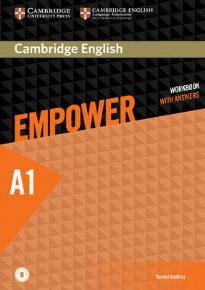 EMPOWER A1 WORKBOOK WITH KEY (+ ONLINE AUDIO)