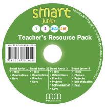 SMART 1-4 JUNIOR TEACHER'S BOOK  RESOURCE CD-ROM