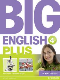 BIG ENGLISH PLUS 4 WORKBOOK - BRE