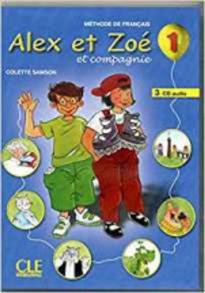 ALEX ET ZOE 1 CD CLASS (2) N/E