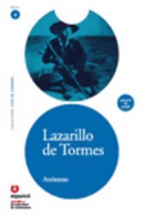 LECTURAS GRADUADAS 3: LAZARILLO DE TORMES (+ CD)