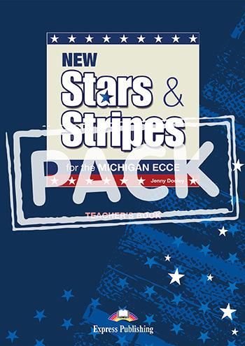 NEW STARS & STRIPES MICHIGAN ECCE TEACHER'S BOOK  (+ DIGIBOOK APP.)