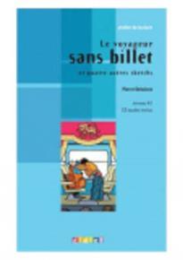 ADL : LE VOYAGEUR SANS BILLET A1 (+ CD)