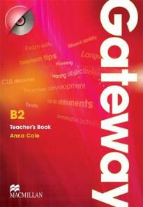 GATEWAY B2 TEACHER'S BOOK  (+ TESTS CD) +WEBCODE