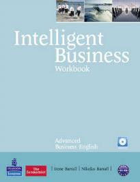 INTELLIGENT BUSINESS ADVANCED WORKBOOK (+ CD)