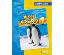 WORLD WONDERS 1 COMPANION (+ CD)