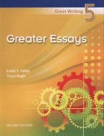 GREAT ESSAYS 5 STUDENT'S BOOK