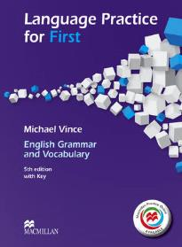 LANGUAGE PRACTICE FOR FIRST STUDENT'S BOOK WITH KEY (+ MPO PACK) 5TH ED