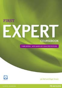 EXPERT FIRST STUDENT'S BOOK (+ AUDIO CD) 3RD ED