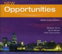 OPPORTUNITIES UPPER-INTERMEDIATE CD CLASS N/E