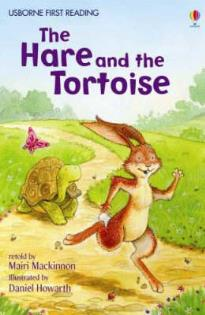 THE HARE AND THE TORTOISE FR4