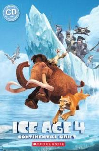 POPCORN ELT READERS 1: ICE AGE 4: CONTINENTAL DRIFT (+ ONLINE RESOURCES)