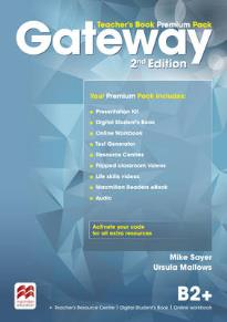 GATEWAY B2+ TEACHER'S BOOK  PREMIUM PACK 2ND ED