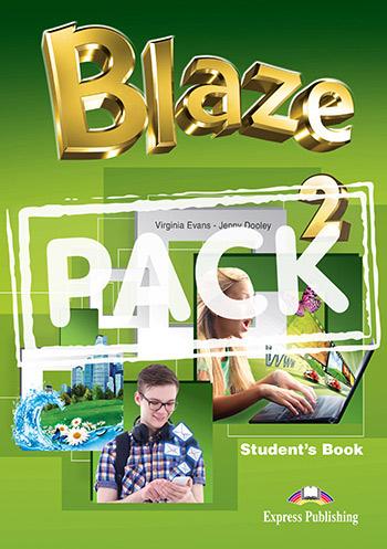 BLAZE 2 STUDENT'S BOOK (+ IEBOOK)