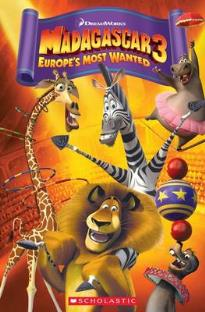 POPCORN ELT READERS 3: MADAGASCAR: EUROPE'S MOST WANTED (+ ONLINE RESOURCES)
