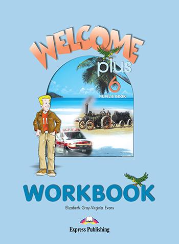 WELCOME PLUS 6 WORKBOOK