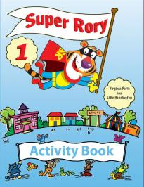 SUPER RORY 1 ACTIVITY BOOK (+ AUDIO CD)