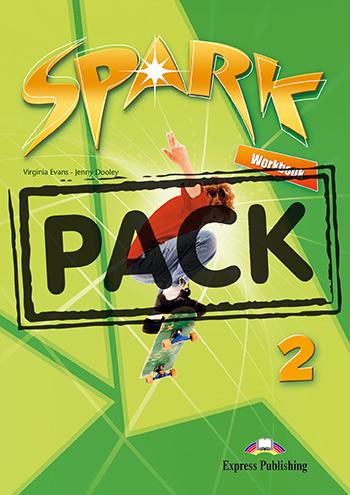 SPARK 2 WORKBOOK (+ DIGIBOOK APP.)