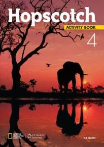HOPSCOTCH 4 ACTIVITY BOOK (+ AUDIO CD)