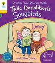 OXFORD READING TREE SONGBIRDS LEROY AND OTHER STORIES (STAGE 5) PB