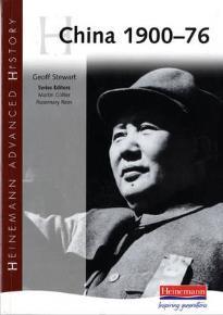 HEINEMANN ADVANCED HISTORY CHINA 1900-76  PB