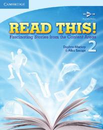 READ THIS! 2 STUDENT'S BOOK (+ CD)