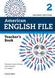 AMERICAN ENGLISH FILE 2 TEACHER'S BOOK  (+ CD-ROM) 2ND ED