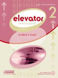 ELEVATOR 2 PRE-INTERMEDIATE STUDENT'S BOOK (+ CD-ROM+ LANGUAGE LIFT) PACK