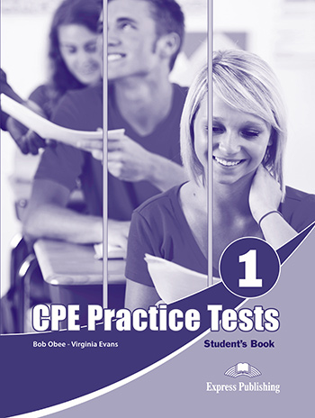 CPE PRACTICE TESTS 1 STUDENT'S BOOK (+ DIGIBOOKS APP) 2013