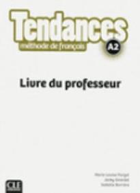 TENDANCES A2 PROFESSEUR