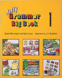 JOLLY GRAMMAR BIG BOOK 1 PB