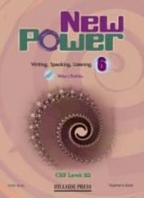 NEW POWER 6 UPPER-INTERMEDIATE TEACHER'S BOOK