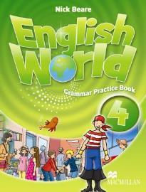 ENGLISH WORLD 4 GRAMMAR