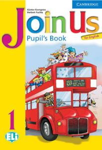 JOIN US FOR ENGLISH 1 STUDENT'S BOOK