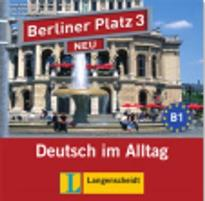 BERLINER PLATZ 3 CD (3) NEU