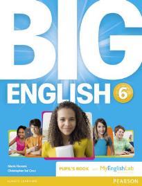 BIG ENGLISH 6 STUDENT'S BOOK (+ MY LAB) - BRE