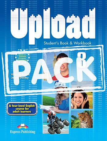 UPLOAD 3 STUDENT'S BOOK & WORKBOOK +IEBOOK