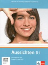 AUSSICHTEN 3 B1 ARBEITSBUCH (+ CD + DVD)