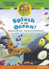 JAMBOREE STORYTIME A : SPLASH IN THE OCEAN CD-ROM