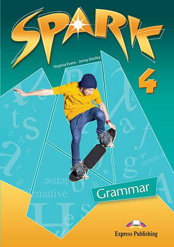 SPARK 4 GRAMMAR ENGLISH EDITION