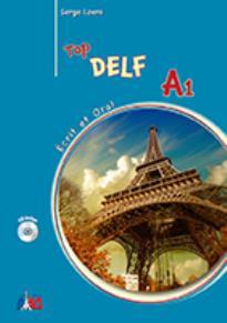 TOP DELF A1 ECRIT ET ORAL METHODE (+ CD)
