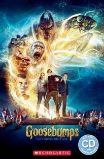 SCHOLASTIC READER : GOOSEBUMPS (+ CD) PB