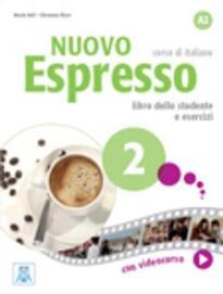 NUOVO ESPRESSO 2 A2 STUDENTE (+ WORKBOOK + DVD) 2ND ED