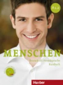 MENSCHEN A1.2 KURSBUCH (+ DVD-ROM)