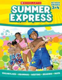 SUMMER EXPRESS (BETWEEN GRADES 3&4)