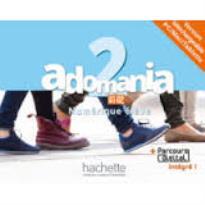 ADOMANIA 2 A1 + A2 MANUEL NUMERIQUE ELEVE (CARTE) (E-BOOK)