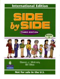 SIDE BY SIDE 3 STUDENT'S BOOK - INTERNATIONAL EDITION 3RD ED